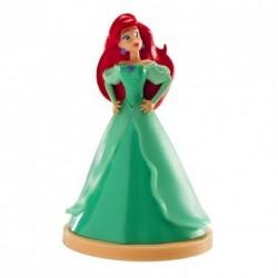 Figurine Princesse, figurine  arielle, figurine la petite sirène, figurine plastique pour gâteau, figurine pour gâteau, décorati