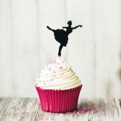 topper danseuses, décoration danseuse, décoration gâteau dance, décoration dance , décoration gâteau dance,Cake Topper danseuse