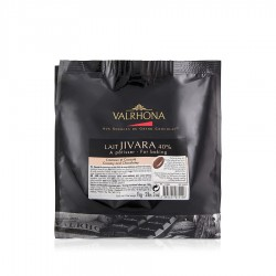 Valrhona Jivara brown
