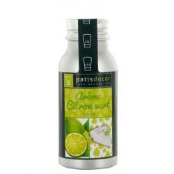 Arôme citron vert, arôme liquide