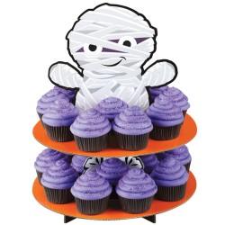 """Présentoir à Cupcakes """"Momie"""""""