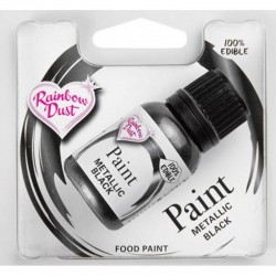 food paint black
