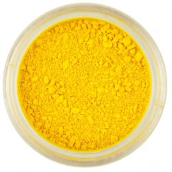 coloring powder yellow