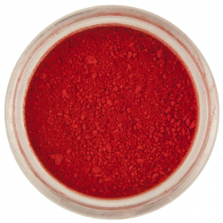 Poudre colorante Rouge