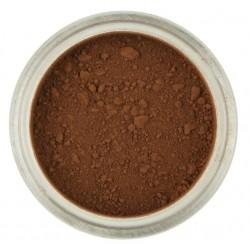 Poudre colorante Chocolat lait brun
