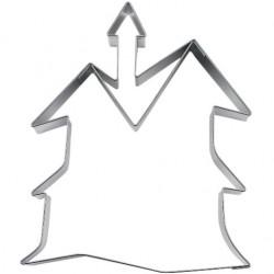 """Emporte-pièce """"Maison Hantée"""" 8 cm"""