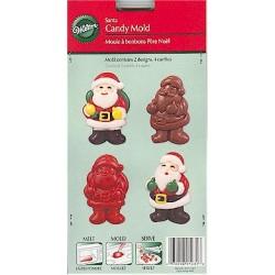 """Moules à chocolats """"Père Noël"""""""