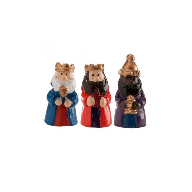 """Fèves """"Rois mages"""", fève thème religieux,rois mage, fête des rois thème rois mages, jolis rois mages, couronne de rois mages"""