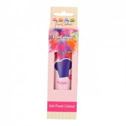 Colorant gel violet, colorant à pâtisserie violet, colorarnt purple, colorant gel cupcakes