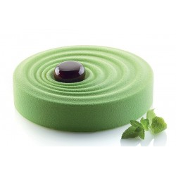 Spray Velours vert, spray vert, spray gâteau vert, flocage vert, gâteau chic, gâteau effet velour, gâteau vert