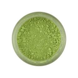 Poudre colorante vert poire