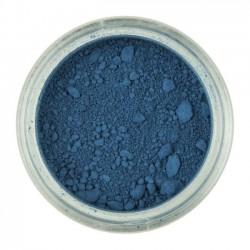 Poudre colorante bleu pétrole