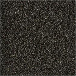 Sucre coloré noir, sucre décoratif noir, sucre effet goudron, sucre effet charbon, sucre effet terre noire, sucre décoratif sabl