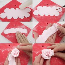 Démo de la rose la plus simple à créer