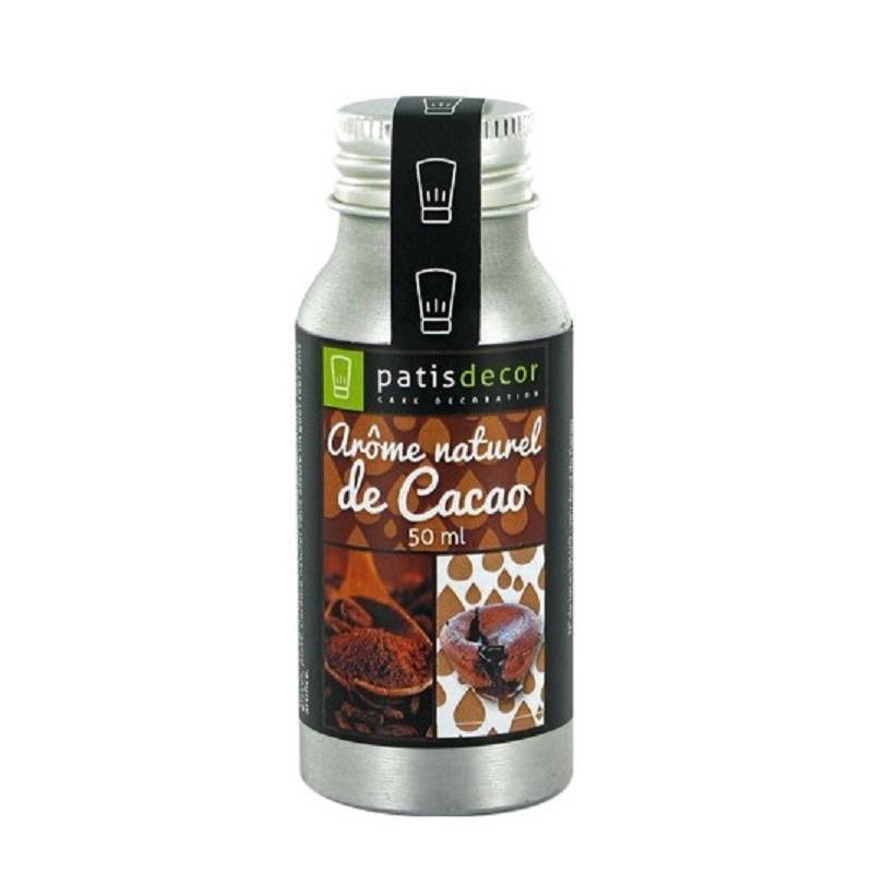 """Arôme naturel """"Cacao"""", arôme liquide"""