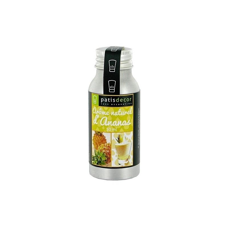 "Arôme naturel ""Ananas"", arôme liquide"