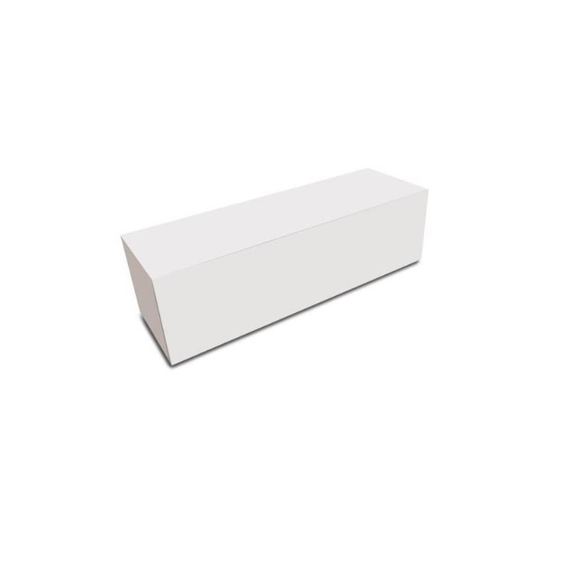5 Boîtes pour Bûche - 35cm, boîte en carton pour bûche de noël, gâteau de noël, boîte de tranxport pour bûche de noël