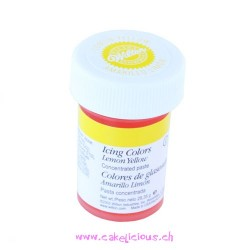"Gel Colorant "" Lemon Yellow"""