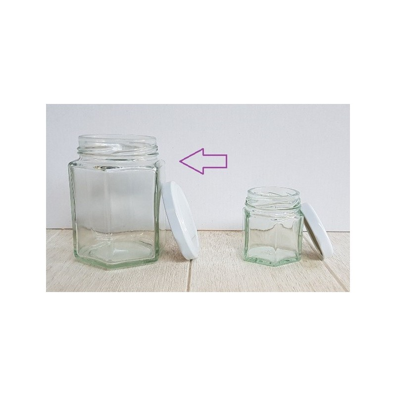 big jam jars