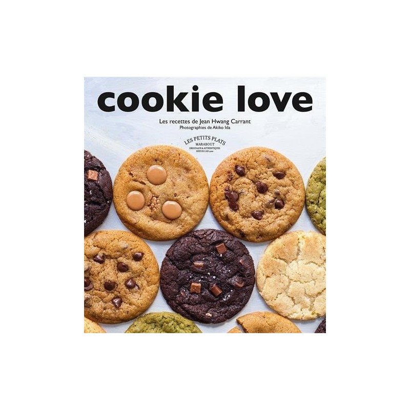 "Livre ""Cookie Love"""