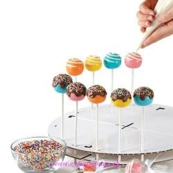 """Présentoir à """"Cake Pops"""""""
