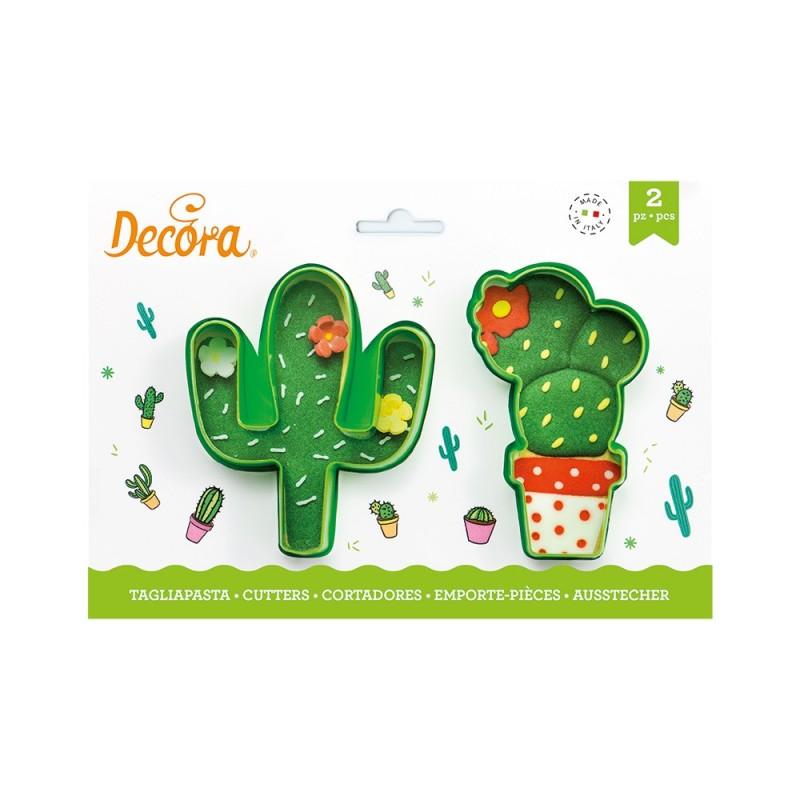 "Emporte-pièces ""Cactus"", emport-pièce été, emporte-pièce thème desert,"