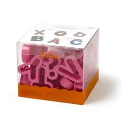 Kit découpoir alphabet, emporte-pièce lettre, boîte emport-pièce letrres