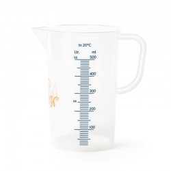 Pichet gradué - 500 ml, doseur liquide