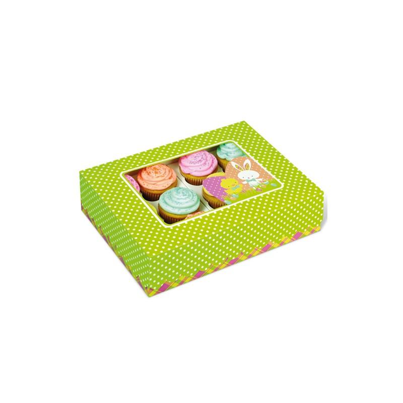 Cupcake Box Easter Hop & Tweet