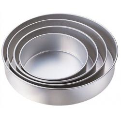 Moule aluminium 10cm de haut