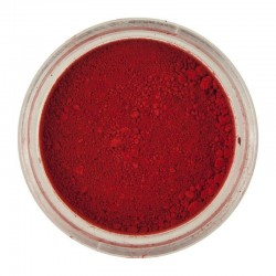 poudre Plain & Simple Red - Chili Red