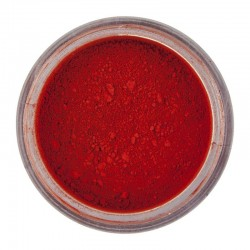 """poudre Plain & Simple - Rouge """"Radical Red"""""""