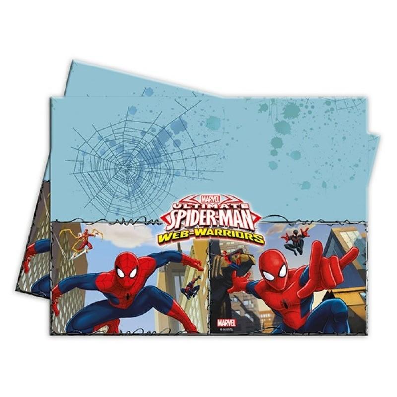Spiderman-Geburtstagstischdecke