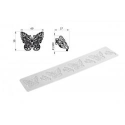 """Tricot Decor """"Papillons"""""""