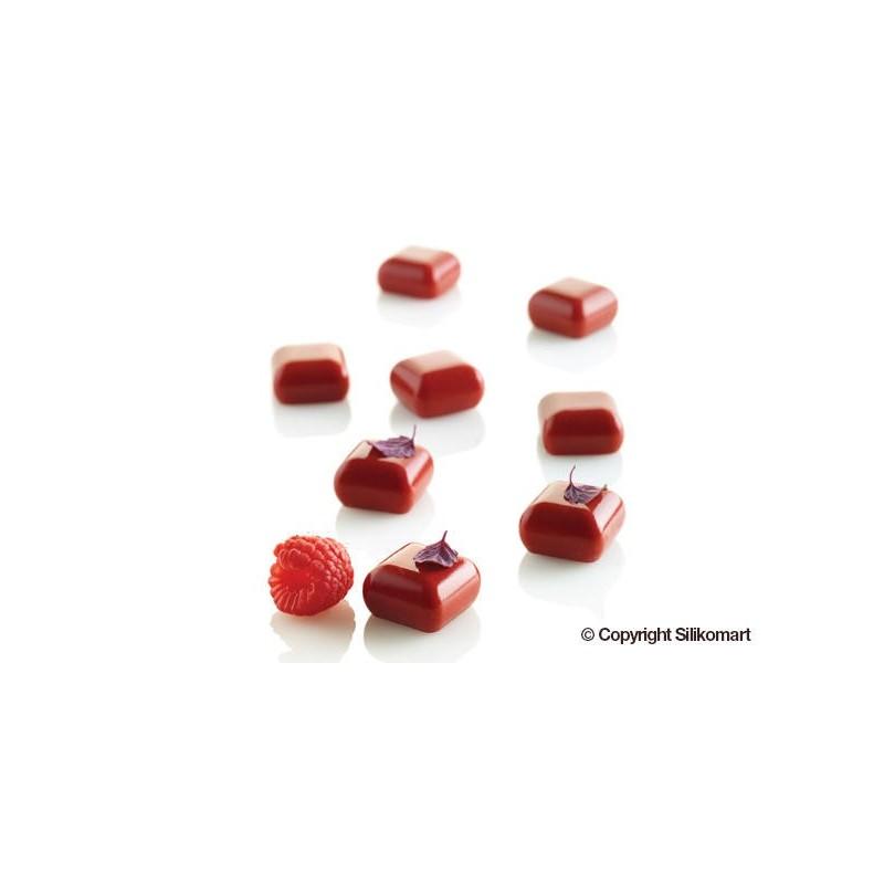 "Moule en silicone ""Micro gem5"", moule silicone mini cubes, moule minis cubes, kit moule cubes, kit moules silicone cubes,entreme"