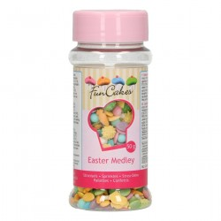 Easter sprinkle mix box