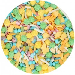 Easter sprinkle mix