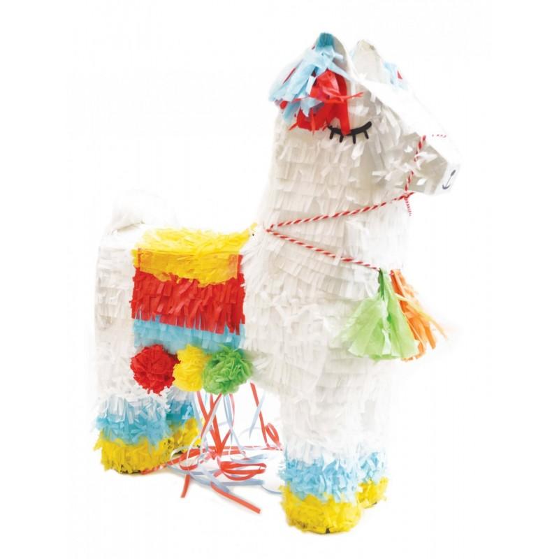"""Piñata """"Lama"""", anniversaire lama, décoration lama, un lama dans votre maison, jeu lama, lama"""