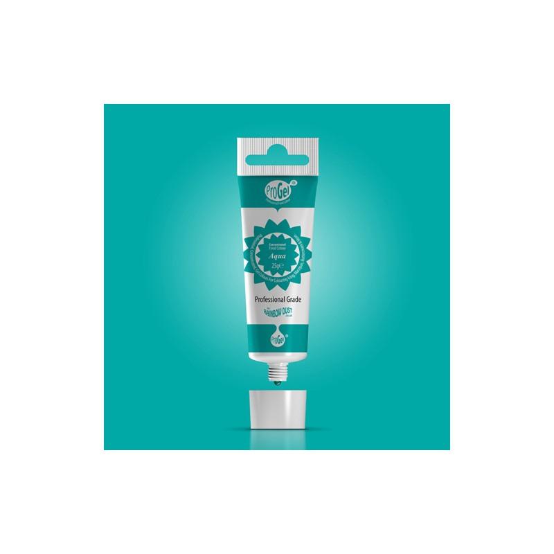 """Colorant gel """"Aqua"""" - 25 gr"""