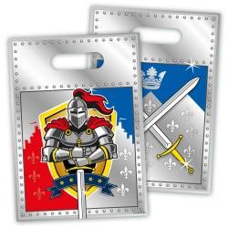 Sac de fête Chevaliers, sac bonbons chevalier, chevalier, anniversaire chevalier, sachet chevalier, sachet surprise chevalier,