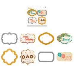 Emporte-pièces cadres, emportes-pièces, cadres ,cadres, emportes-pièces , biscuits cadre, biscuits  cadre,cadres , jolis biscuit