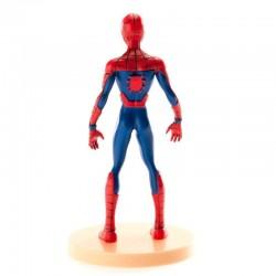 back Spiderman Figurine