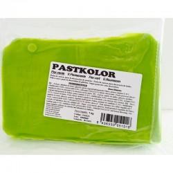 """Pâte à sucre """"vert fluo"""" - 250 gr"""