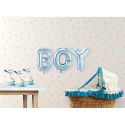 "Ballons bleus ""Boy"" ballons décoration baby shower ballon bleu ballon décoration enfant bébé chambre anniversaire"