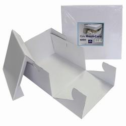 Boîte à gâteau 37,5x37,5x 15cm