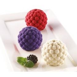 """Moule en silicone """"Segreti Del Bosco"""", silicone moule boule boule molltonées set de moule"""