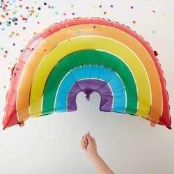 """Ballons """"Arc-en-Ciel""""arc en ciel ballons couleur fête anniversaire mariage décoration"""