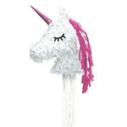 """Piñata """"Licorne Kawaii"""", licorne décoration anniversaire fête fille"""