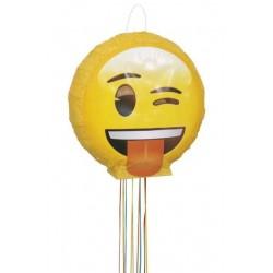 "Piñata ""Emoji"" anniversaire bonbons emoji fête"