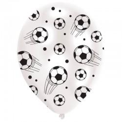 """Ballons """"Foot"""" anniversaire décoration fête sport ballon"""